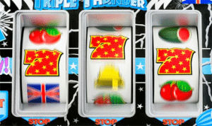 fruit machine suppliers in Warrington