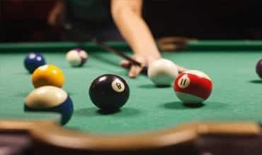 Pool table hire for pubs and bars in Cheshire