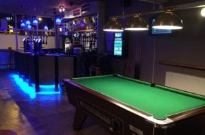 Pool table hire Manchester