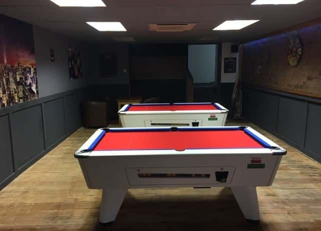 Pool Table Hire in Manchester
