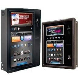 Vhub Video Digital Jukebox for hire