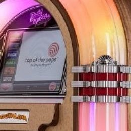 Digital Jukebox for Parties
